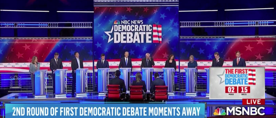 Democratic Debates