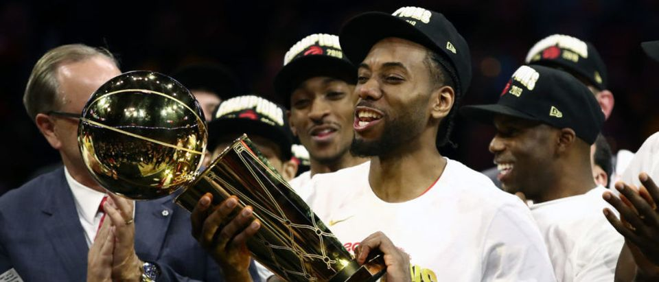 2019 NBA Finals - Game Six(Photo by Ezra Shaw/Getty Images)
