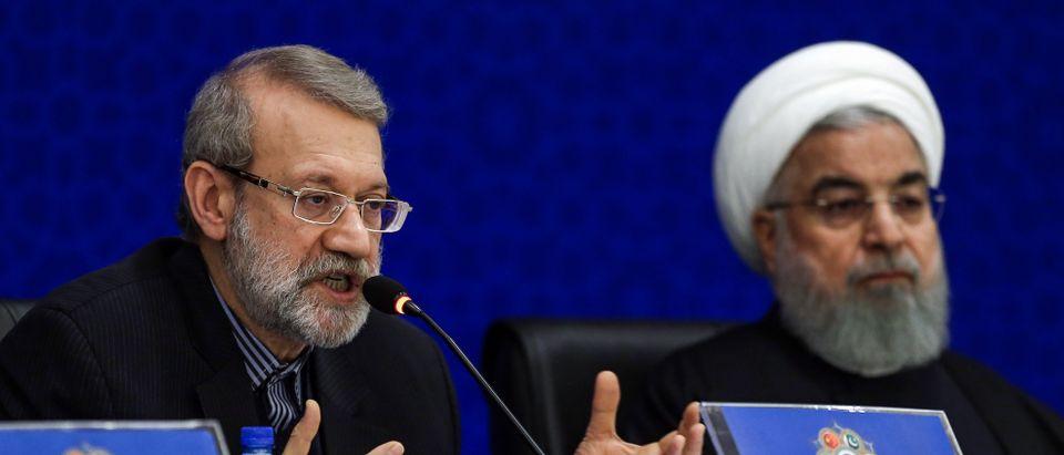 IRAN-SANCTION-DIPLOMACY-POLITICS