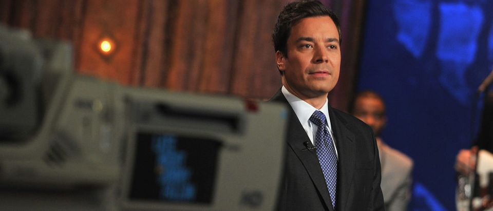 """Celebrities Visit """"Late Night With Jimmy Fallon"""" - March 1, 2011"""