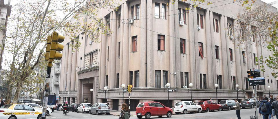 URUGUAY-ITALY-PRISON-MORABITO-ESCAPE
