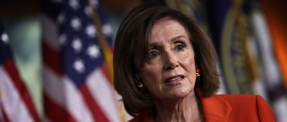Speaker Nancy Pelosi Holds Her Weekly Press Conference
