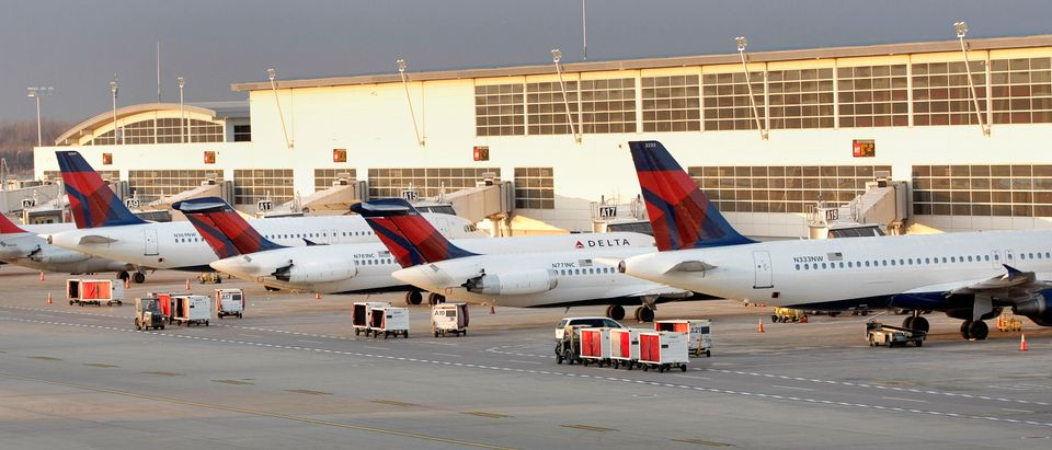 Detroit Metropolitan Airport (Photo by Bill Pugliano/Getty Images)