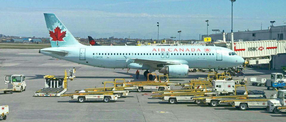 CANADA-AIRPORT-AIR CANADA