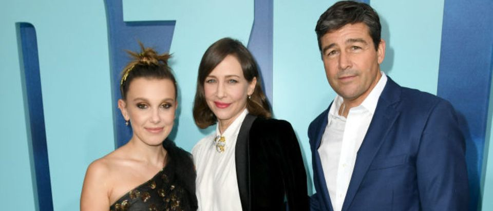 """Premiere Of Warner Bros. Pictures And Legendary Pictures' """"Godzilla: King Of The Monsters"""" - Red Carpet"""