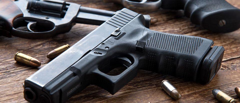 A former Arkansas state Senator was allegedly shot. SHUTTERSTOCK/ Kiattipong