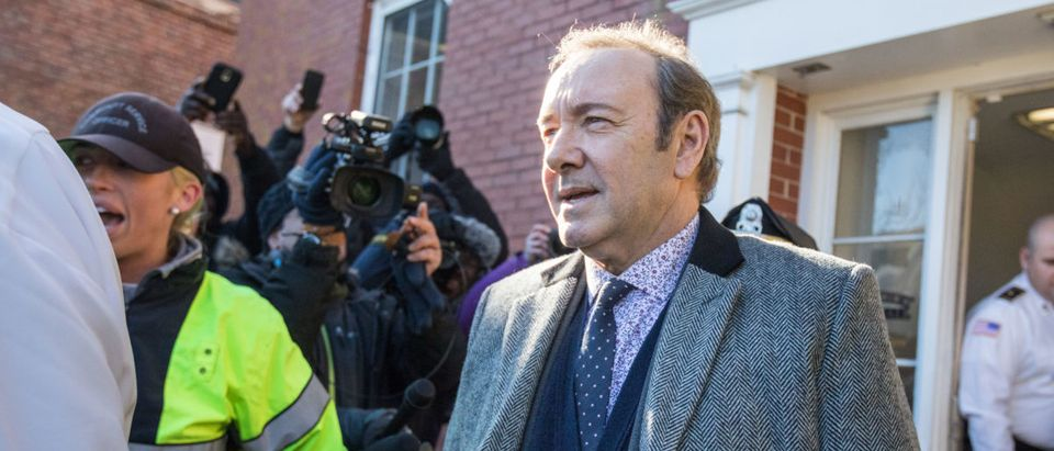 Kevin Spacey Arraigned On Sexual Assault Charge (Photo by Scott Eisen/Getty Images)