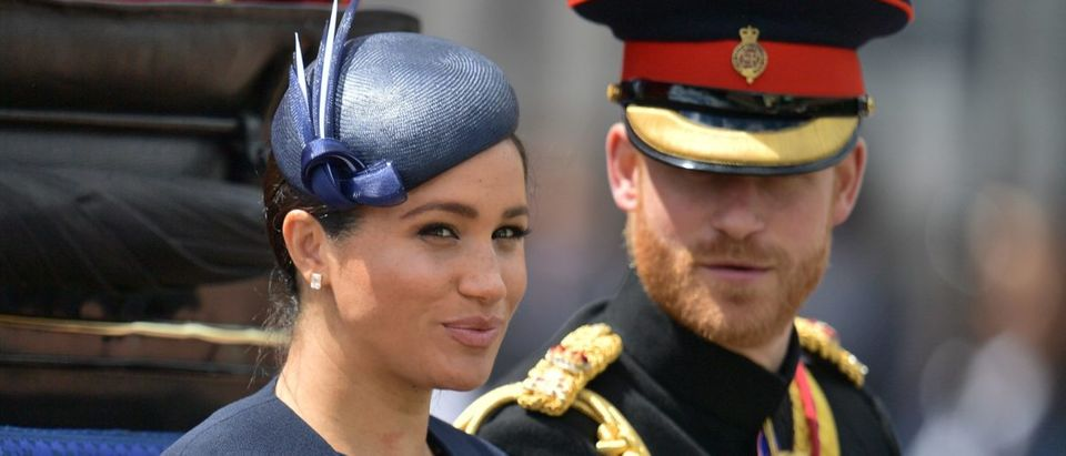 BRITAIN-ROYAL-TROOPING (Photo credit DANIEL LEAL-OLIVAS/AFP/Getty Images)