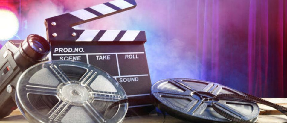 Movie Reel (Credit: Shutterstock/Romolo Tavani)