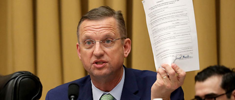 Rep. Doug Collins (R-GA) (Photo by Chip Somodevilla/Getty Images)