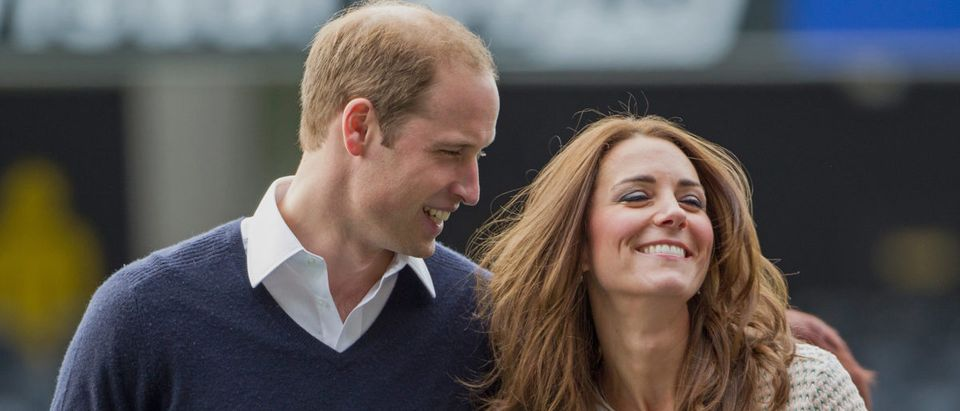 The Duke And Duchess Of Cambridge Tour Australia And New Zealand - Day 7