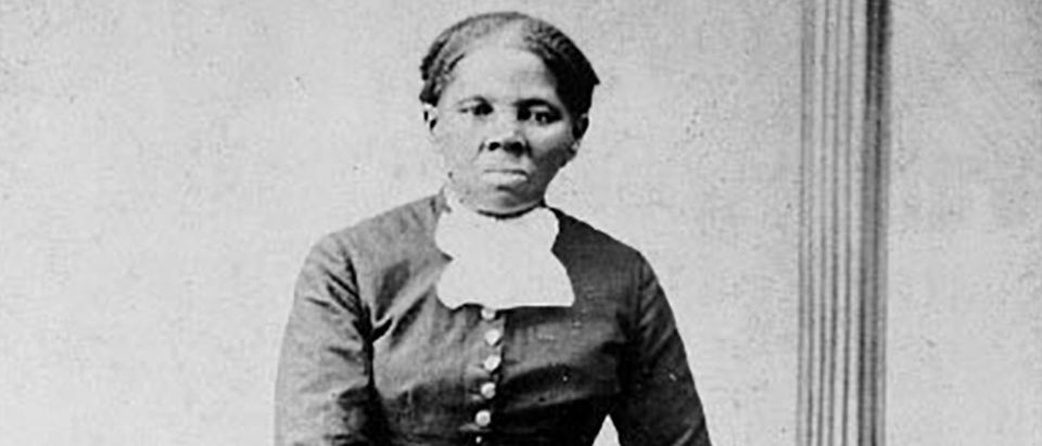 Anti-slavery crusader Harriet Tubman is seen in a picture from the Library of Congress taken photographer H.B. Lindsley between 1860 and 1870. The U.S. Treasury has decided to replace former President Andrew Jackson with Tubman on the U.S. $20 bill, and will put leaders of the women's suffrage movement on the back of $10 bill, Politico reported on Wednesday. REUTERS/Library of Congress/Handout via Reuters