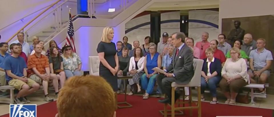 Sen. Gillibrand's town hall on Fox News 6/3/19