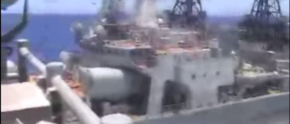 YouTube/US Navy