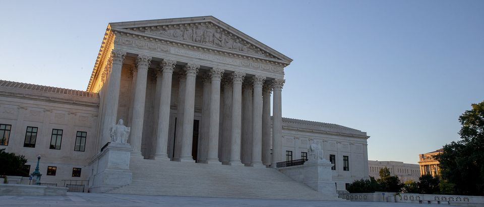 The Supreme Court as seen on July 9, 2018 (Tasos Katopodis/Getty Images)