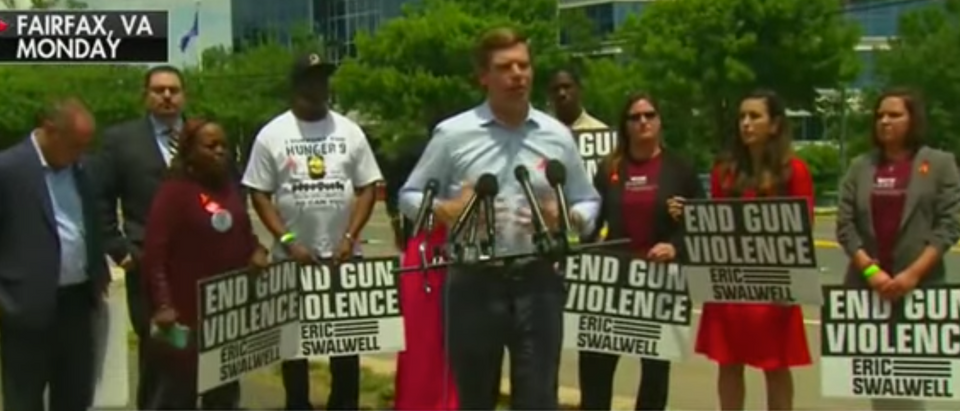 Eric Swalwell Gun Rally June 17, 2019