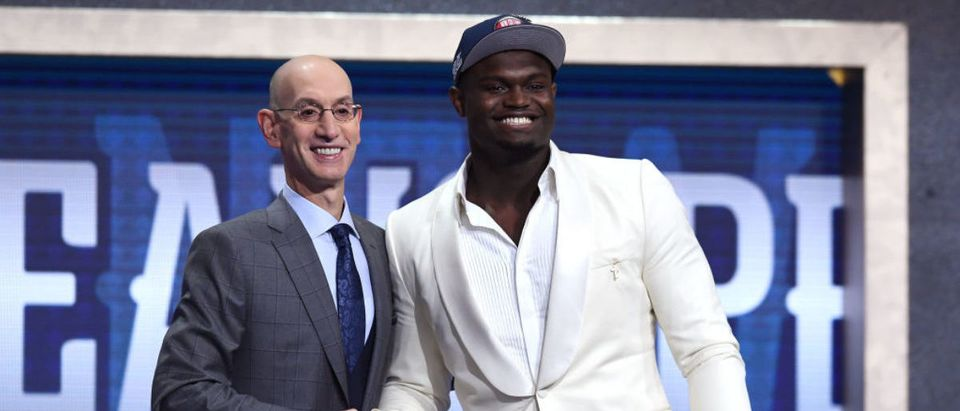 2019 NBA Draft (Photo by Sarah Stier/Getty Images)