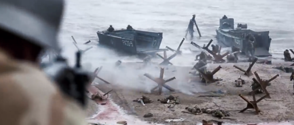 Saving Private Ryan D-Day Screenshot from Movie Maniac YouTube channel