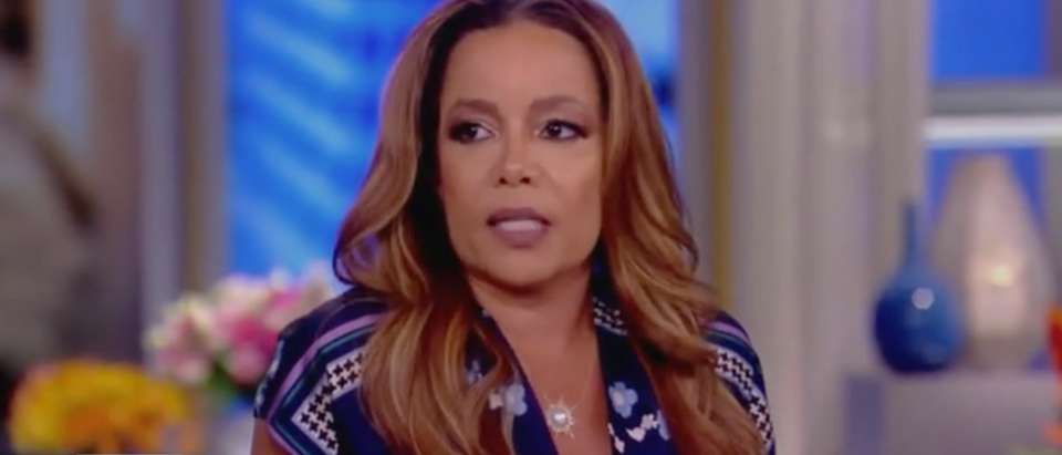 "Sunny Hostin appears on ABC's ""The View,"" 6/26/2019. Screen Shot/ABC"