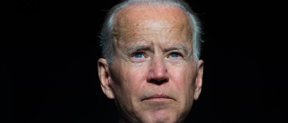 Former US Vice President Joe Biden (SAUL LOEB/AFP/Getty Images)