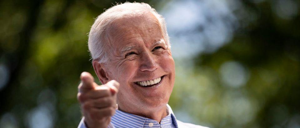 Joe Biden Holds Official Presidential Campaign Kickoff Rally In Philadelphia