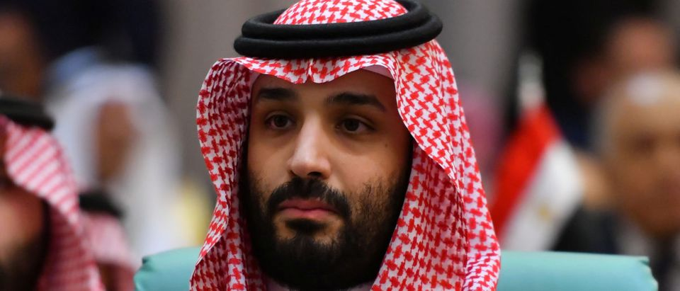 Crown Prince of Saudi Arabia Mohammad bin Salman attends the 14th Islamic summit of the Organisation of Islamic Cooperation (OIC) in Mecca, Saudi Arabia June 1, 2019. REUTERS/Waleed Ali