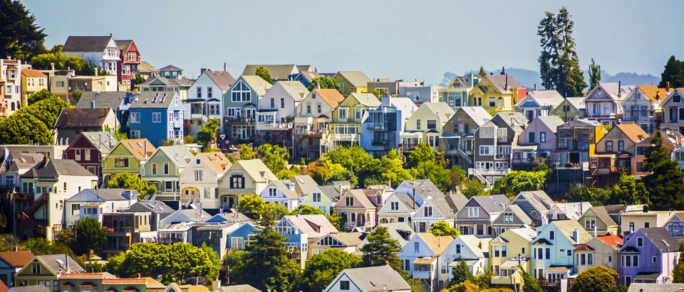 Google will donate $1 billion towards developing more San Francisco Bay Area homes, the company announced Tuesday. (travelview/Shutterstock)
