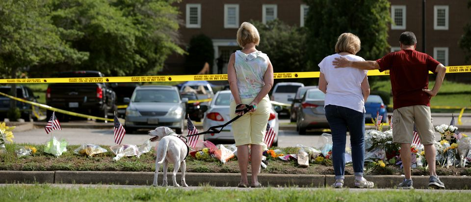 12 Dead In Mass Shooting At Virginia Beach Municipal Center