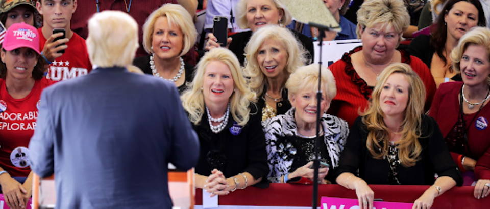 """Women For Trump"" (Daily Caller)"