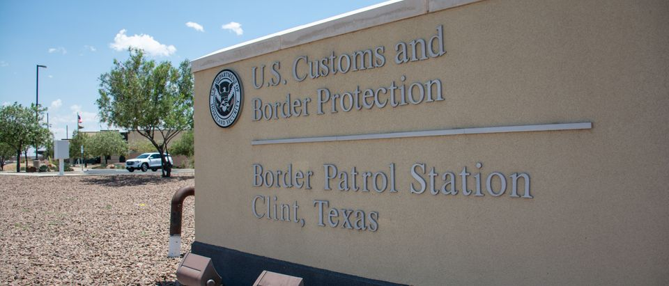 The U.S. Customs and Border Protection's Border Patrol station in Clint, Texas
