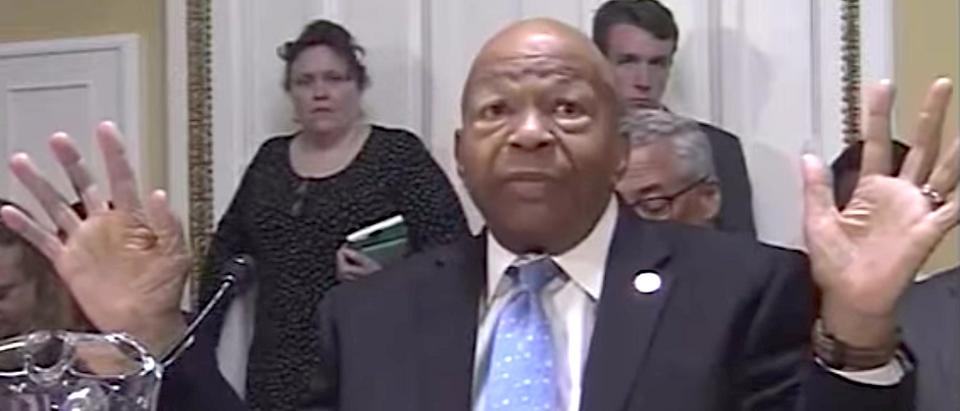 Democratic Maryland Rep. Elijah Cummings