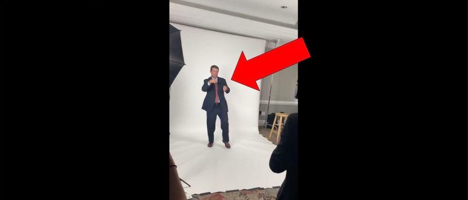 Dabo Swinney Dancing (Credit: Screenshot/Twitter Video https://twitter.com/BarstoolClemson/status/1151536872537149442)