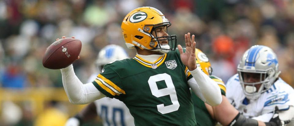 Detroit Lions v Green Bay Packers (Photo by Dylan Buell/Getty Images)