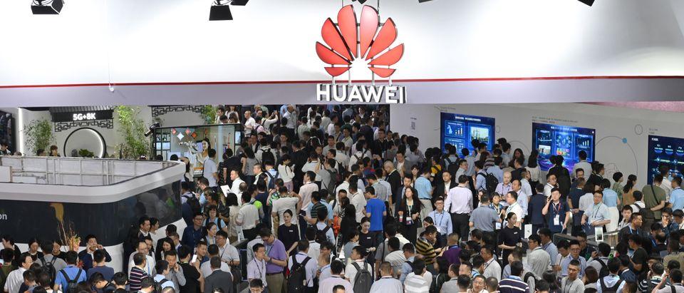 CHINA-TELECOM-MWC