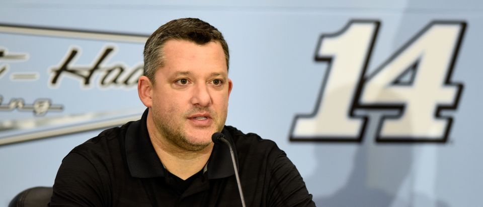 Stewart-Haas Racing Press Conference Featuring Tony Stewart