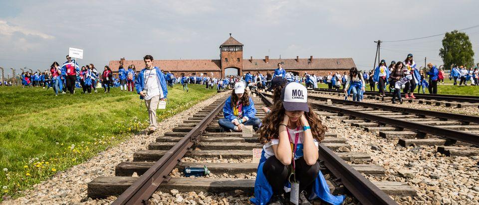 POLAND-ISRAEL-GERMANY-HOLOCAUST-JEWS-WWII