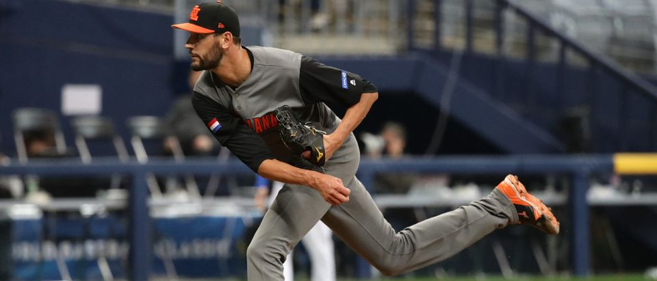 World Baseball Classic - Pool A - Game 5 - Netherlands v Israel