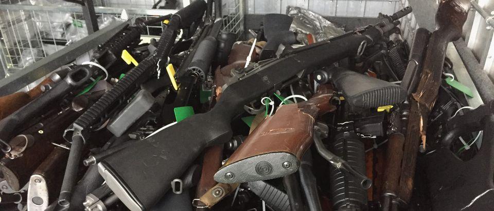New Zealanders Surrender Firearms As Gun Buy Back Scheme Begins