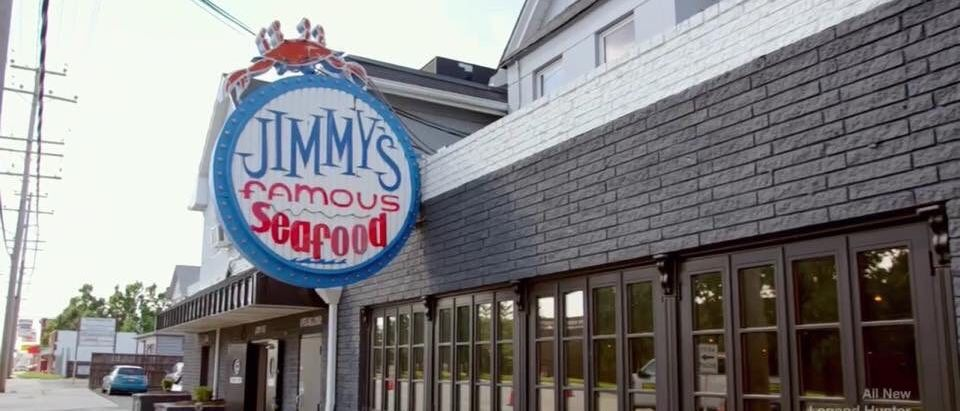 Jimmys Famous Seafood/Tony Minadakis