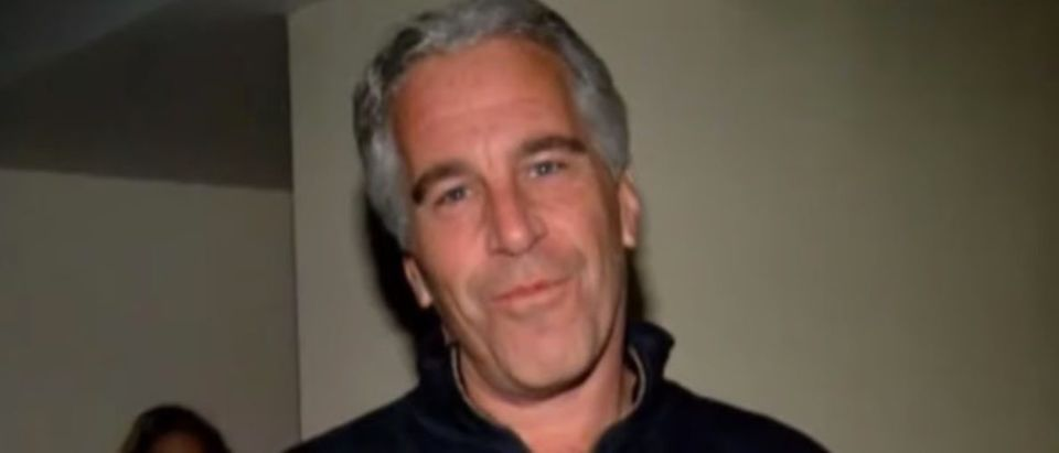 Jeffrey Epstein (YouTube screen capture/MSNBC)