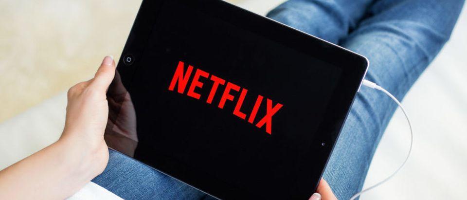 Netflix (Credit: Shutterstock/Kaspars Grinvalds)