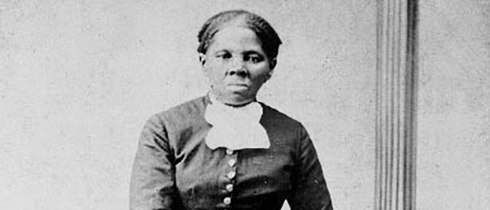 Anti-slavery crusader Harriet Tubman pictured here. REUTERS/handout.