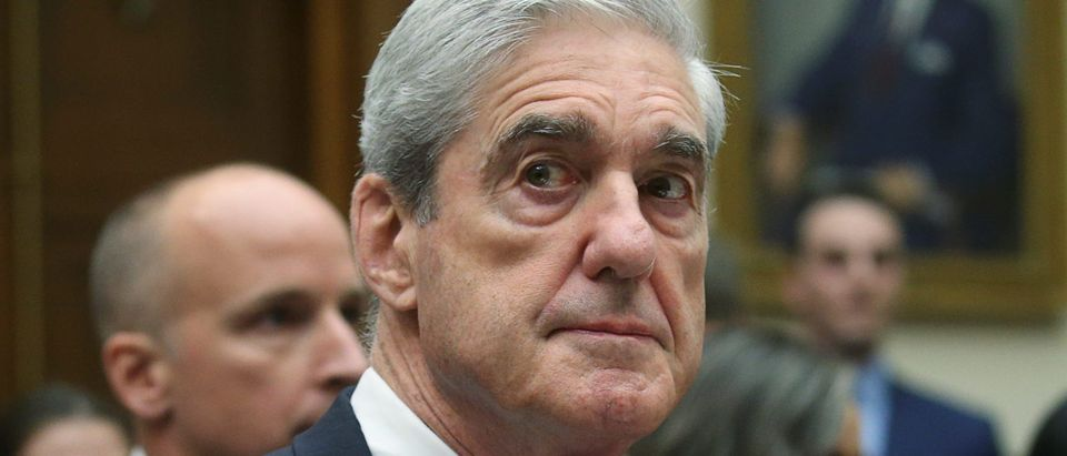 Former Special Counsel Robert Mueller testifies before House Judiciary Committee hearing on the Mueller Report on Capitol Hill in Washington