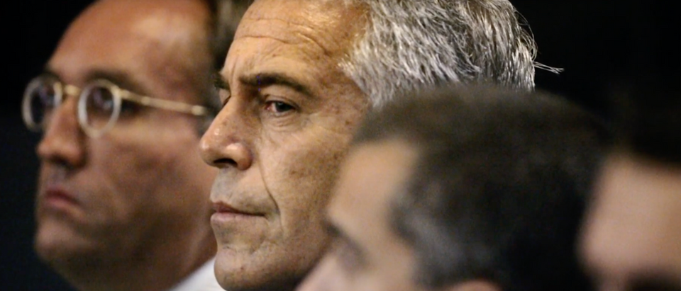 Billionaire Jeffrey Epstein pleaded not guilty Monday to charges of sex trafficking minors. (Screenshot Youtube/CBS News)