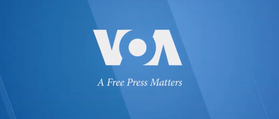 VOA is taxpayer funded and alleges to be an unbiased source of news reporting, despite multiple employees possibly breaking policies and being partisan on social media. (Screenshot Youtube/VOA News)