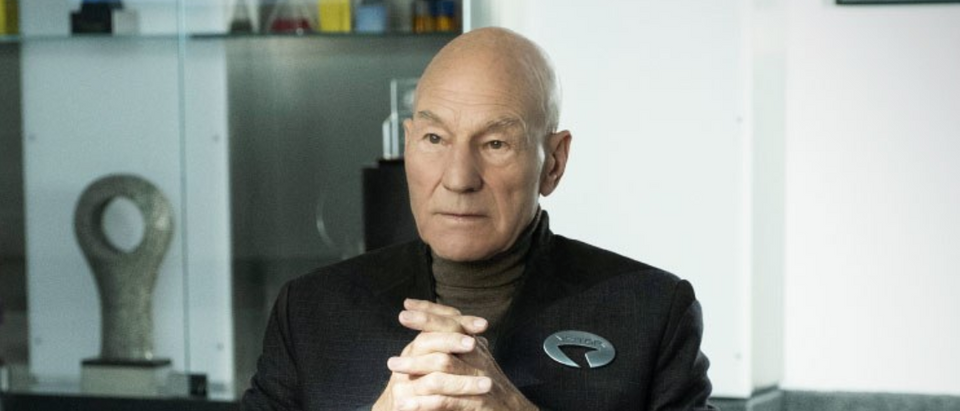 Star Trek: Picard (Patrick Stewart)