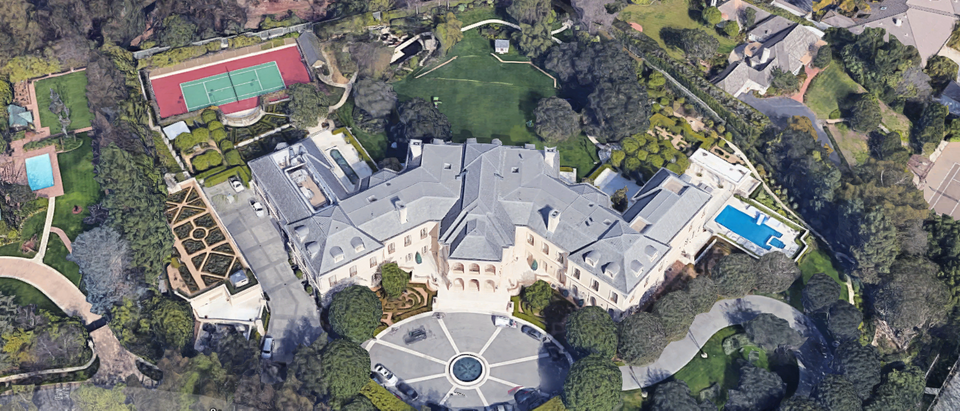 """The Manor"" in Holmby Hills sells for $120 Million."
