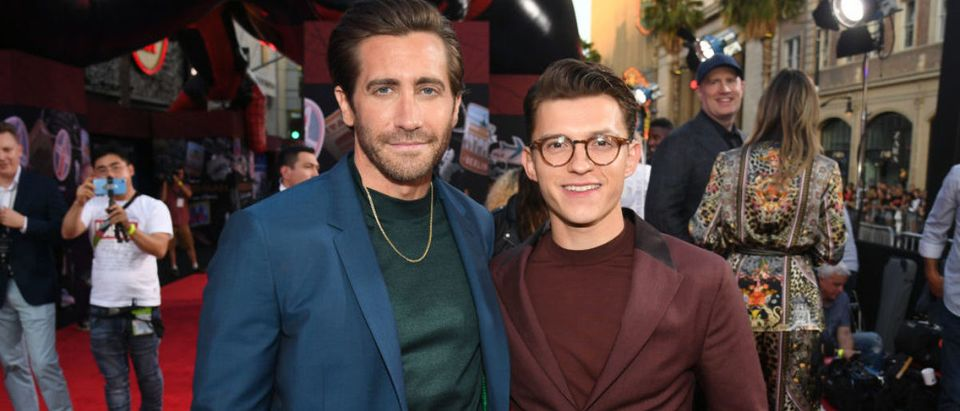 "Premiere Of Sony Pictures' ""Spider-Man Far From Home"" - Red Carpet"