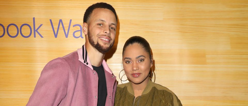 steph curry hits back at people criticizing ayesha u2019s goofy