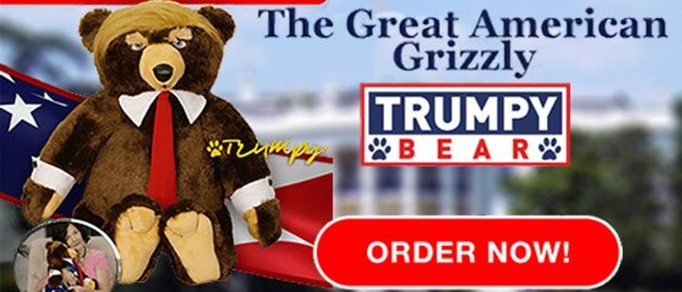 Trumpy Bear Photo